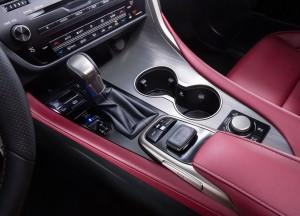 Lexus RX, джойстик Remote Touch