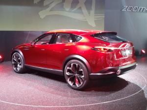 Mazda Koeru 2015