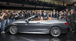 Mercedes-Benz S-Class Cabriolet 2015