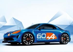 Renault-Alpine Celebration Concept предваряет будущую серийную модель