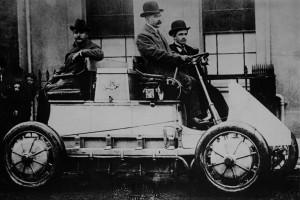 Lohner-Porsche 1901 года