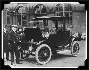 Томас Эдисон и его Detroit Electric