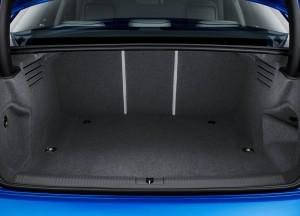 Audi A4 B9, багажник