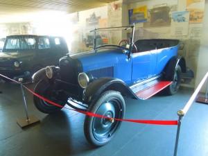 Chevrolet 1921 года