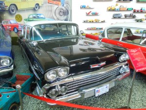 Chevrolet Delray 1958 года