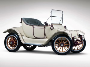 Detroit Electric Model 46 Roadster 1914 года