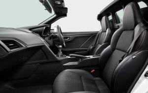 Honda S660 2015, сиденья