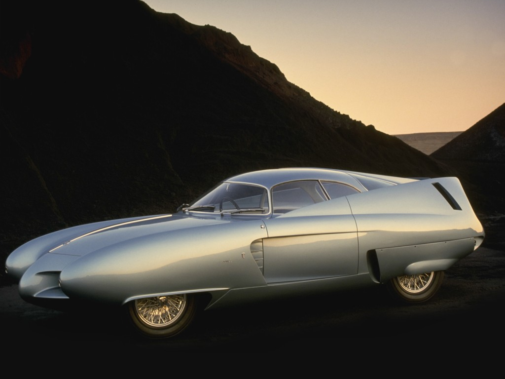 Alfa Romeo BAT 7 1954 года