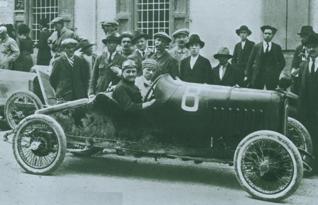 FІAT 501 Sport Sіluro Corsa 1921 года