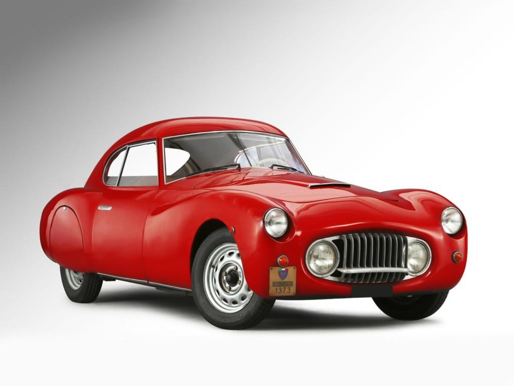 Fiat 1100 MM Berlinetta 1949 года