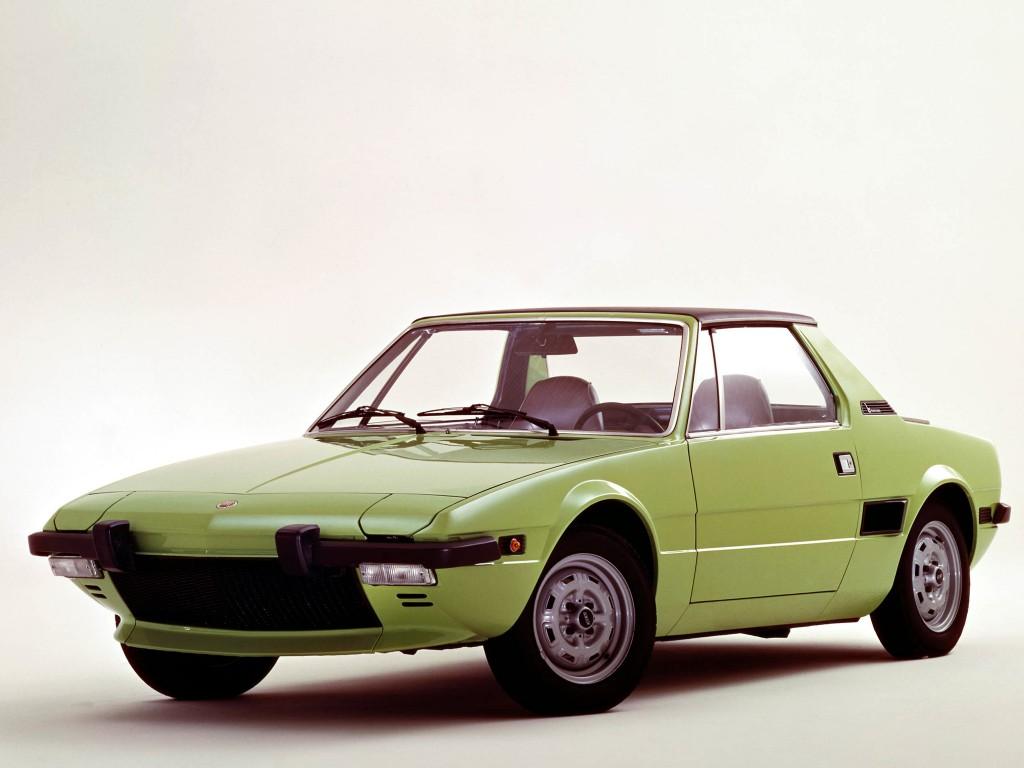 Fiat X1-9 1972 года