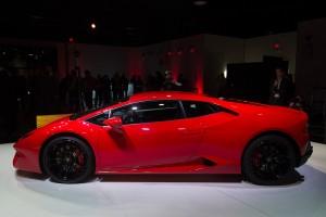 Lamborghini Huracan LP580-2 2016