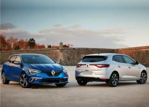 Renault Megane четвертого поколения
