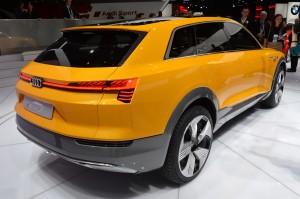Audi h-tron Quattro 2016