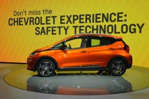 Chevrolet Bolt EV 2016