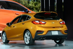 Chevrolet Cruze Hatchbak 2016