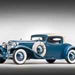 Cord L-29 Hayes Coupe 1930 года - шедевр Алексея Сахновского