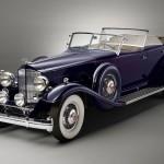 Фаэтон Packard Twin Six с кузовом Dietrich, 1932 год