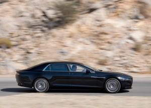 Aston Martin Lagonda Taraf, вид сбоку