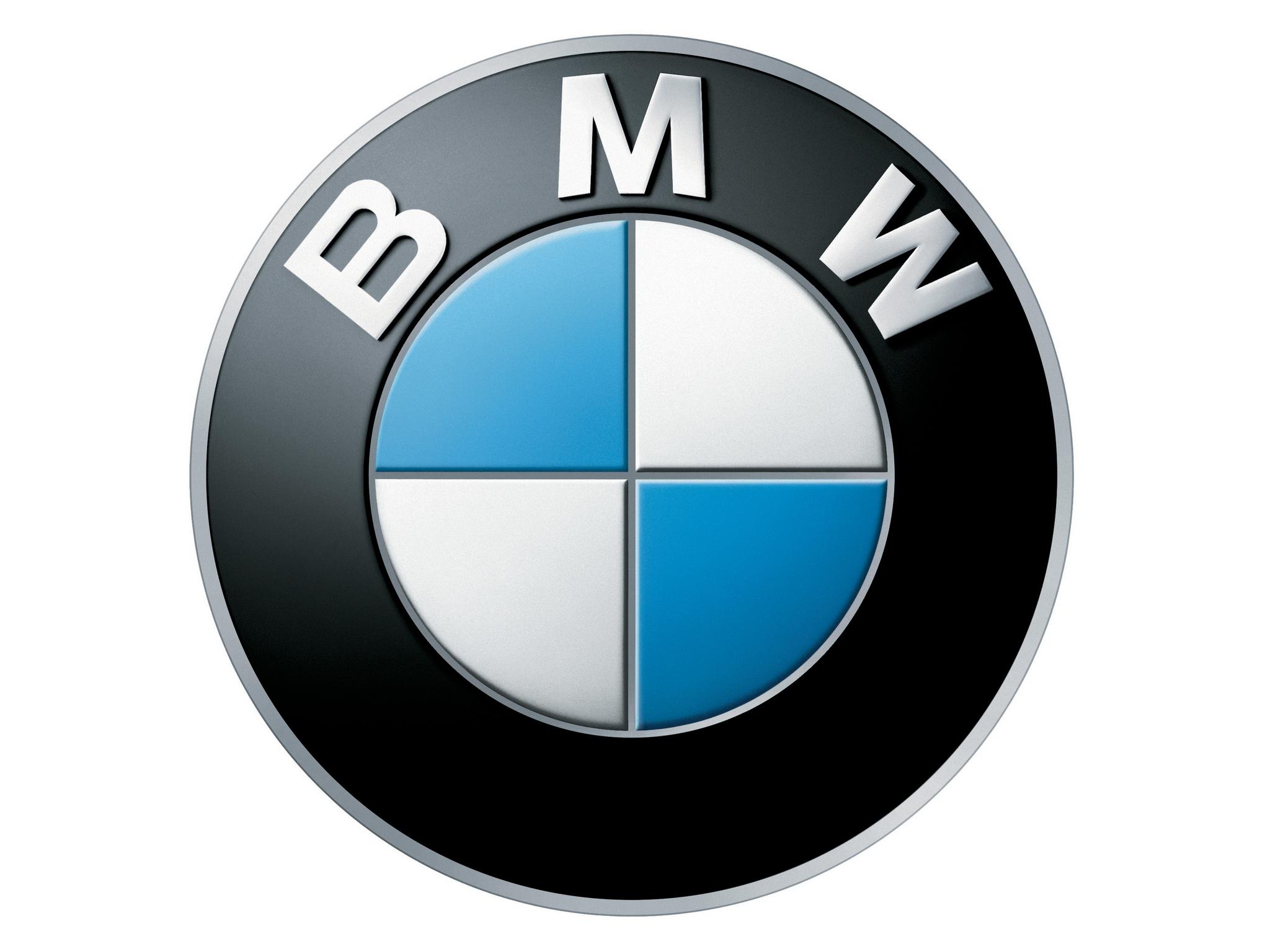 фото бмв логотип