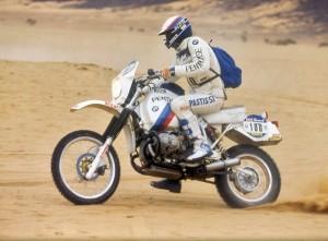Мотоциклы BMW шесть раз побеждали в ралли Париж-Дакар
