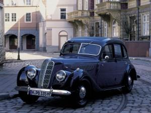Представительский BMW 335 1939 года