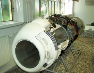 Реактивный двигатель BMW 003
