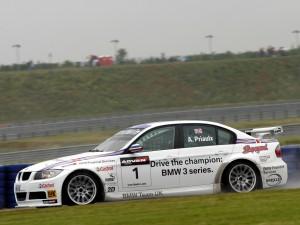 Энди Приоль трижды выигрывал чемпионат WTCC на BMW 320si