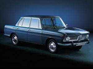 BMW 1500 1962 года - представитель Neue Klasse