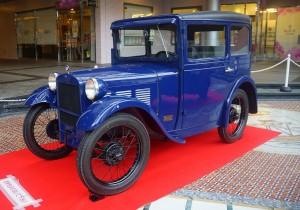 BMW 3/15 1929 года- четыреколесный первенец