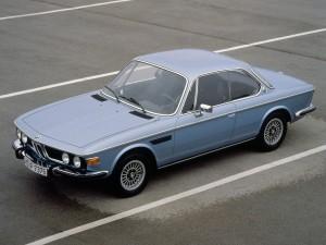 BMW 3.0 CS 1971 года