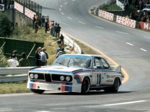 BMW 3.0 CSL - гроза гоночных трасс 70-х