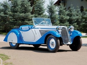 BMW 319 Sport 1935 года