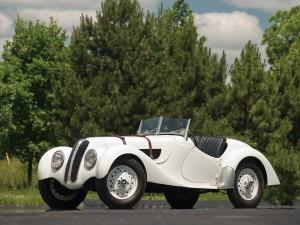 BMW 328, 1936 год