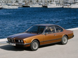 BMW 6 Series 1976 года