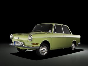 BMW 700 1959 года