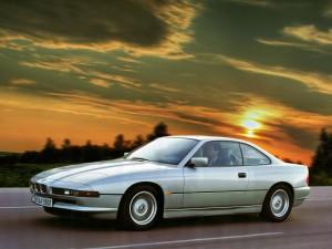 BMW 8 Series 1989 года