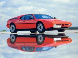 BMW M1 1978 года