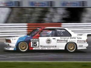 BMW M3 не знали равных в кузовных чемпионатах конца 80-х