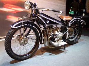 BMW R32 1923 года - первй мотоцикл немецкой марки