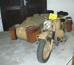 BMW R75 1941 года