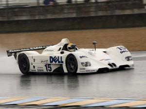 BMW V12 LMR - победитель 24-часовой гонки в Ле-Мане 1999 года