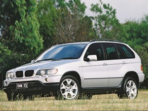 BMW X5 1999 года - первый вседорожник марки
