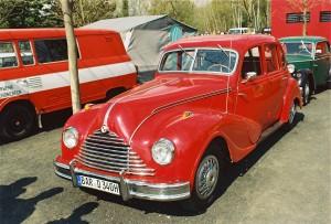 EMW 340 - BMW 326, выпускавшийсся в ГДР