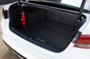 Kia Optima, багажник