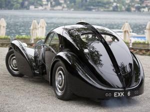 На аукционе один из Bugatti Type 57 SC Atlantic продали за 30 млн. долларов