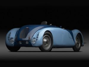 Bugatti Type 57 G Tank дважды триумфовал в Ле-Мане