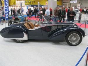 Bugatti Type 57 S Corsica Roadster 1937 года