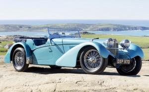 Bugatti Type 57 SC Vanden Plas Roadster 1938 года