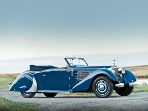 Bugatti Type 57 Stelvio 1937 года